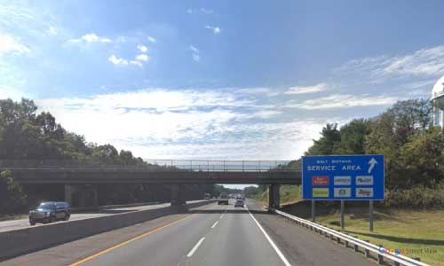 nj-new-jersey-turnpike-walt-whitman-service-plaza-northbound-mile-marker-30-southbound-off-ramp-exit